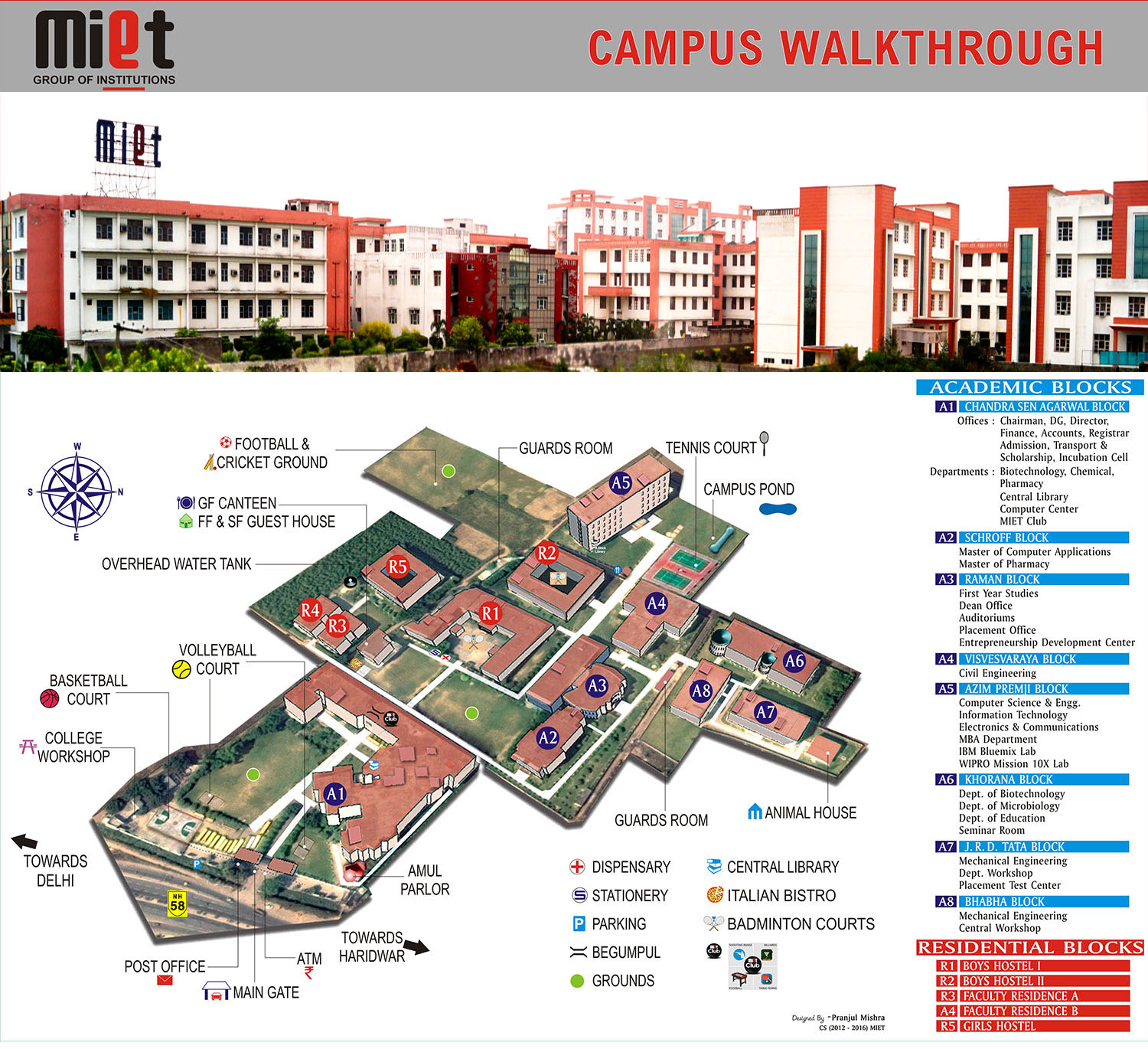 Miet Meerut Background Meerut Institute Of Technology Up
